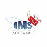 IMS Software. Sale 10-15%